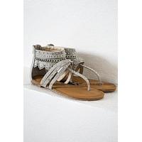 Willow Bling Sandals | Cream