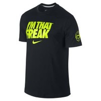 "Nike Store. Nike Football ""I'm That Freak"" Men's T-Shirt"
