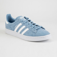 ADIDAS Campus Ash Blue & Running White Shoes