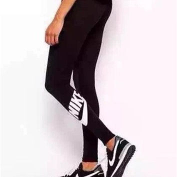 """2016 Trending Fashion """"Nike"""" Letter Printed Leggings Cotton Slim Fit Sport Suit Fitness Sportswear Stretch Exercise Yoga Trousers Pants _ 2124"""