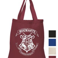 HOGWARTS Cotton Tote hand ECO canvas shoulder bag harry potter fashion messenger | eBay