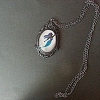 Little Mermaid Inspired Necklace