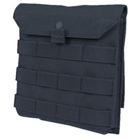 Side Plate Pouch Color- Black