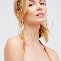 Free People Delicate Stone Choker