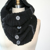Collar style Scarf .