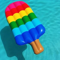 Popsicle Pool Float