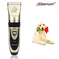 2016 Professional Grooming Kit Rechargeable Pet Cat Dog Hair Trimmer High Quality Electrical Clipper Shaver Set Haircut Machine