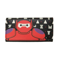 Disney Big Hero 6 Baymax Flap Wallet