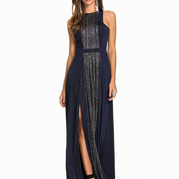 Fringe Slit Dress, NLY Eve