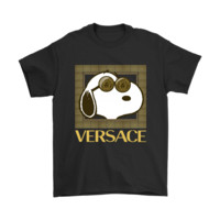 KUYOU Versace Joe Cool Stay Stylist Snoopy Shirts