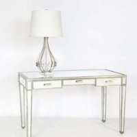 Urban : 041044 : Claudette Desk : Decorium Furniture Store Toronto