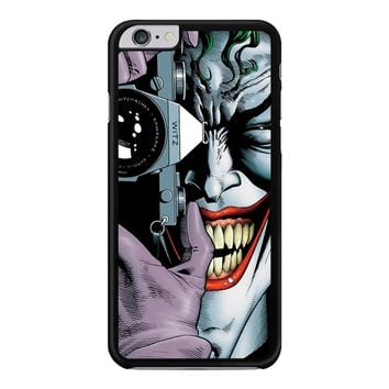 Joker Harley Quinn Batman Avengers iPhone 6 Plus / 6S Plus Case