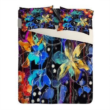 Holly Sharpe Lost In Botanica 2 Sheet Set Lightweight