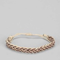 Hemp Linen Braided Bracelet-