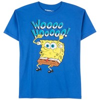 Spongebob Squarepants No Homework Tee - Boys 8-20, Size: