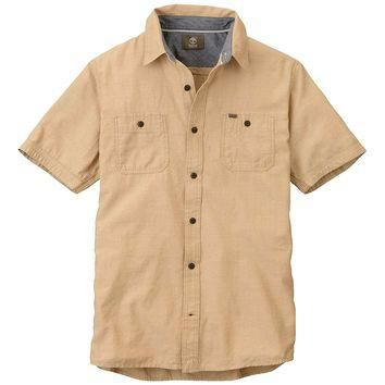 Timberland Earthkeepers SS Chambray Shirt - Men's