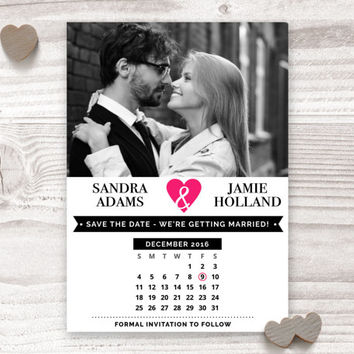 calendar design save the date, vertical save the date, save the date calender save date printable save date wedding, wedding invitation