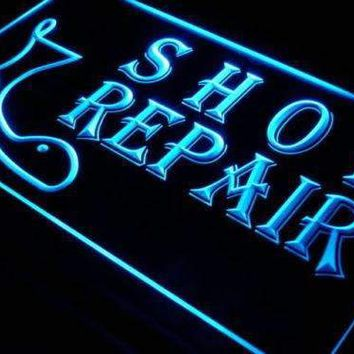 Shoe Repair LED Neon Light Sign
