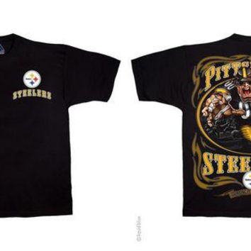 DCCKG8Q NFL Pittsburgh Steelers Running Back T-Shirt