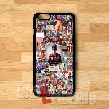 Austion Mahone Collage - Fzi for iPhone 6S case, iPhone 5s case, iPhone 6 case, iPhone 4S, Samsung S6 Edge