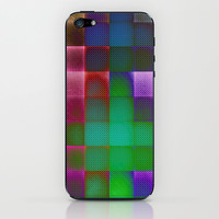 COLOURFUL HILLS iPhone & iPod Skin by Pia Schneider [atelier COLOUR-VISION]
