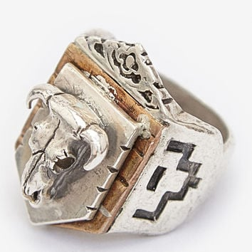 Sheehan & Co. The Longhorn Ring