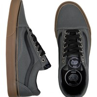 Vans Old Skool Shoes - (Dane Reynolds) Grey/Gum | Sundance Beach