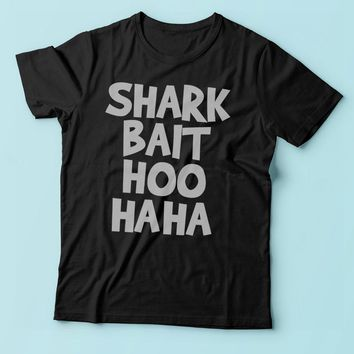 Finding Nemo Shark Bait Hoo Haha Men'S T Shirt