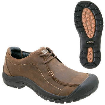 KEEN Portsmouth Shoe - Men's Bison,