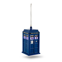 Exclusive Doctor Who TARDIS Lighted Ornament
