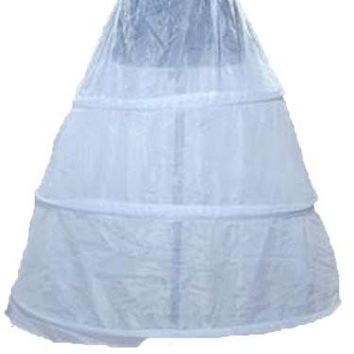 3 Hoop Ball Gown Full Caroline Petticoat for Women Wedding