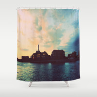 wAter Shower Curtain by 2sweet4words Designs