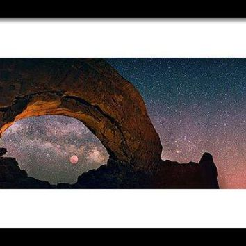 Star Gazing - Framed Print