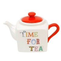 Brighter Side Of Life Tea Pot