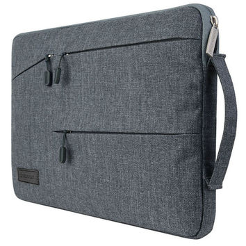 Top Quality Laptop Case for MacBook Air 13 Pro 13 retina Notebook Bag for iPad Pro 12.9 Inch Anti-theft Laptop Sleeve 13 14 15.6
