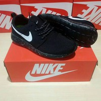 """""""Nike Roshe Run"""" Unisex Sport Casual Classic Galaxy Running Shoes Couple Sneakers"""