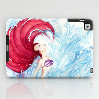 Ariel iPad Case by Susaleena