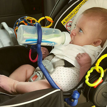 HandsFree Baby Bottle Holder
