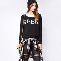 Geek Love Sweater
