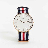 Daniel Wellington Classic Canterbury Watch- Gold One