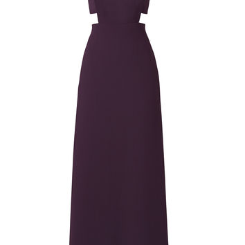 Jill Jill Stuart Elderberry Side Cut Out Gown