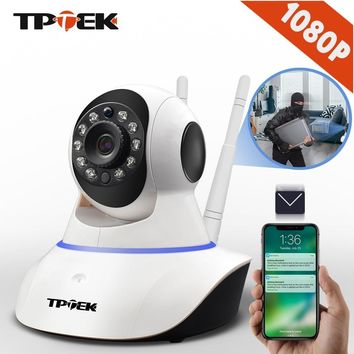 1080P IP WiFi Camera Wi-Fi Wireless Home Security IP Camera Surveillance CCTV Camera Wifi Night Vision Camara Baby Monitor Cam