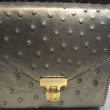 Vintage Style Box Cross Body/Clutch Handbag