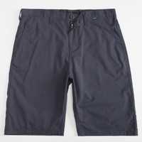 Hurley Dri-Fit Mens Chino Shorts Dark Blue  In Sizes