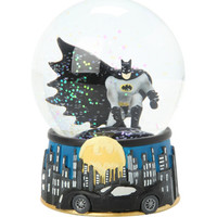 DC Comics Batman At Night Water Globe