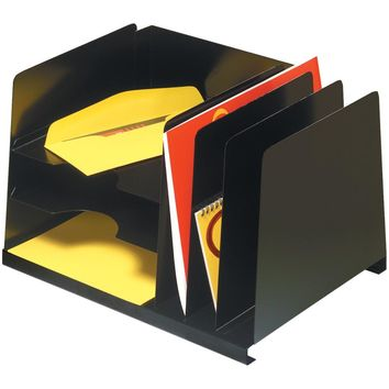 Steelmaster Steel Combination Organizer (right Vertical Sections)