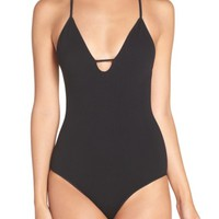 Free People Intimately FP Move Along Racerback Bodysuit | Nordstrom