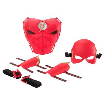 DC Justice League The Flash Hero-ready Set