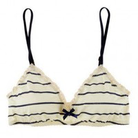 Buy Eberjey luxury lingerie - Eberjey Coastal Stripes Bralet  | Journelle Fine Lingerie