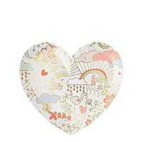 Valentine Doodle Small Plate